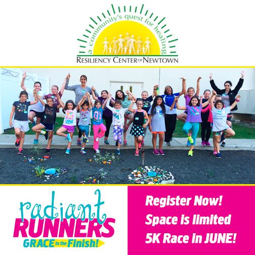 radiant runners Spring 2017
